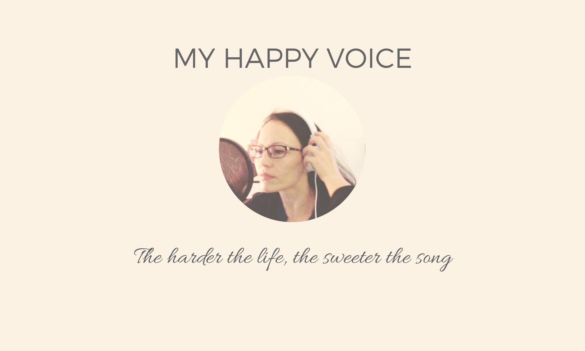 MY HAPPY VOICE