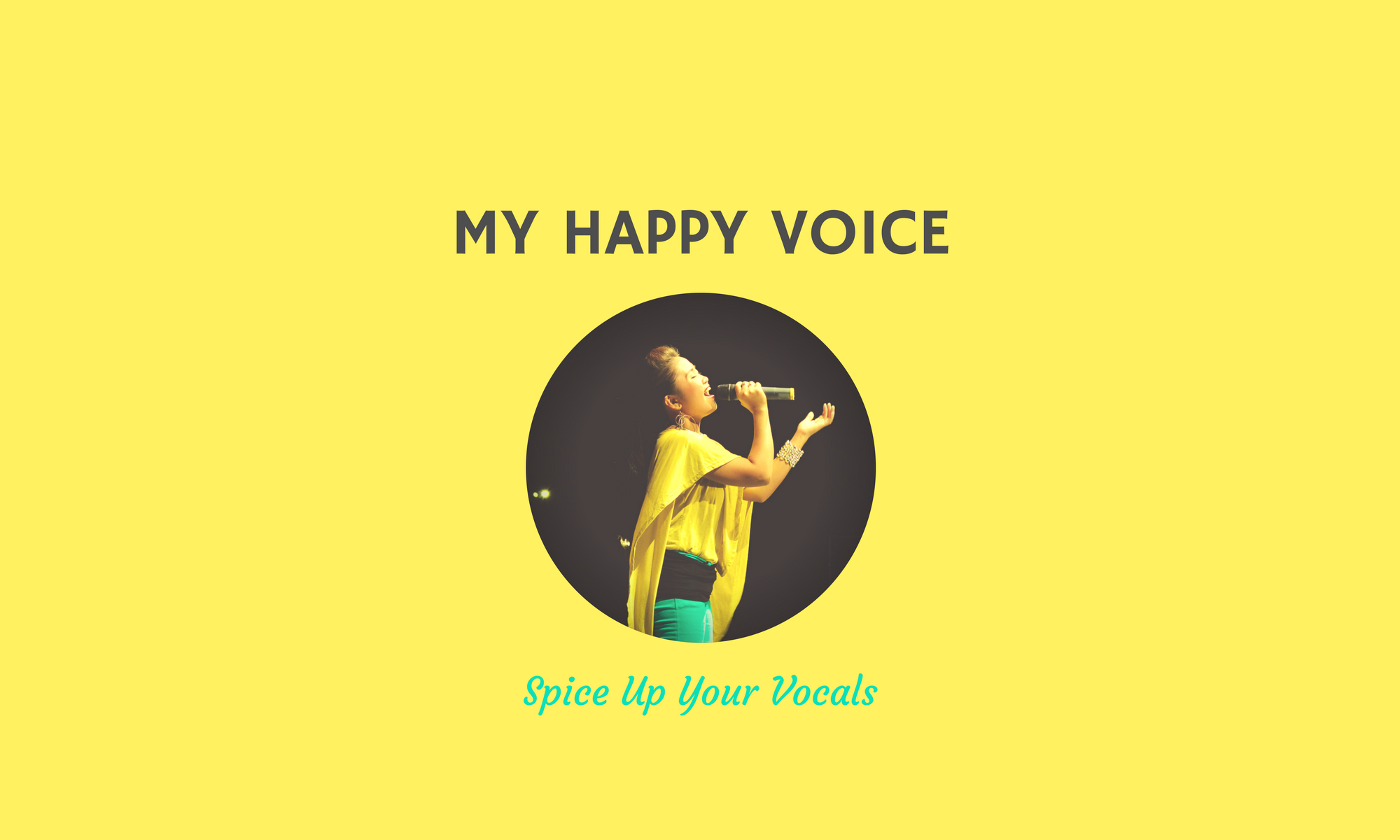 MY HAPPY VOICE